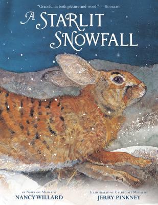 A Starlit Snowfall By Willard, Nancy/ Pinkney, Jerry (ILT)