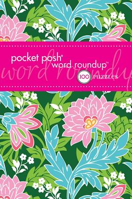 Posh Word Roundup 5 By Puzzle Society (COR)